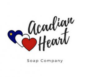 Acadian Heart Soap Company